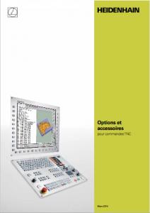 OPTIONS ET ACCESSOIRES POUR CN HEIDENHAIN - M.A.M.