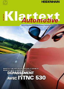 HEIDENHAIN - M.A.M. MAM - Klartext AUTOMOTIVE